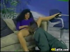 Hot Act With A Latina Classic