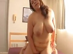 Japanese Busty Amazon, Free Mature Porn Video