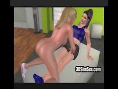 Amateur lesbian sex V11_Widescreen TSO[8]