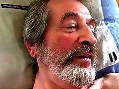 Elaka pytte nurse gamle mannen för sexuella