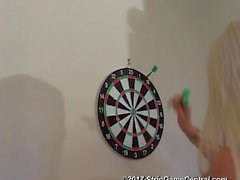 Charlie & Tearry play Strip Darts
