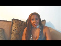 Ebony Goddess Rahjah Punishes