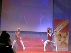 Lena Nitro & Hally Thomas & Adriana Russo@Celje 2011 II