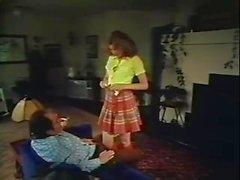 Abigail Clayton und John Seeman im klassischen Porno