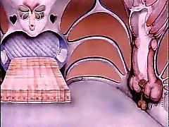 Branca de Neve e os Sete pervertidos (Alemão) ( Electric Blue )