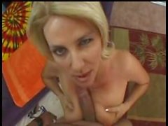 POV with hot MILF