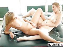 Babes - Molly Bennett Katie Kay - Pink Glass