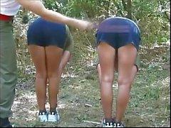 Spanking Discipline For Military Girls
