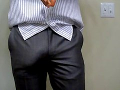 work visible penis line