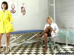 CFNM Prostate Massage