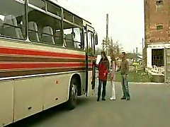 Ticket To Ride Sex In Bus ...F70