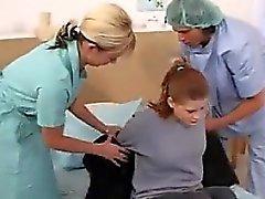 Gravid kvinna som får fittan Checked