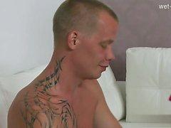 Sexy slut ass creampie