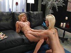 Lesbians Ainsley Addison ,Tara Lynn Foxx