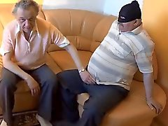 Yaşlı Adam ile baban orospu