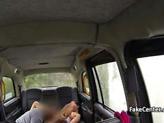 Tattooed teen banged in taxi