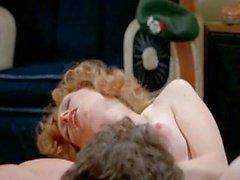 Vintage hairy redhead big nipples