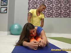 lucy doll fucked in flexi contortion positions