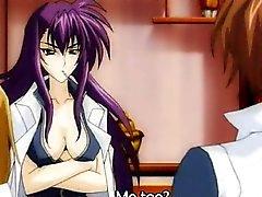 Anime giapponese si fa leccare un di dita la wetpussy