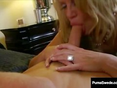 Busty Babe Puma Swede & Kelly Madison baise Hubby in a 3 Way!