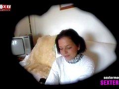 Suesses Teenie Heimlich gefilmt