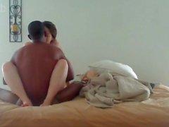 Black man and white cheating GF