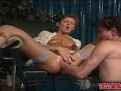 Young girl bondage anal