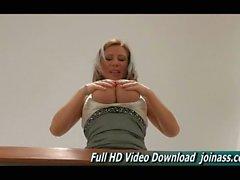 katherine Amateur Redhead Huge Breasts Gymnast