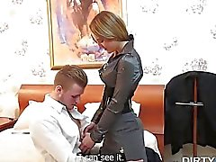 Dirty Flix - The secretary experience