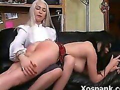 Poikkeava Erotic Extremen Selkäsauna Roleplay