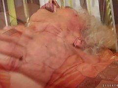 Grannies Masturbating and Fucking Compilation
