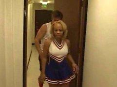 Melrose Foxxx Black Cheerleader Search 92