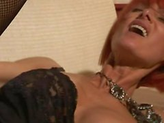 Hot milf and her younger lover 523