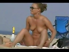 Nude Beach - Teen Pussy Views