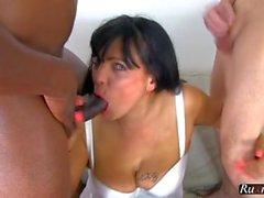 Leila Lixx MILF Niemi Roast HD