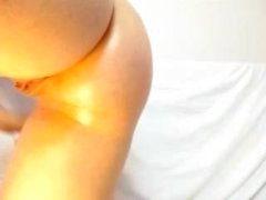pussy play and anal dildo
