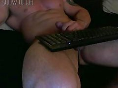 Straight Bodybuilder Dildo & Phone Sex
