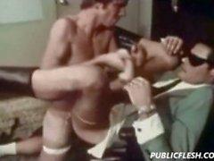 American Cream Retro Homosexuell Pornografie