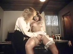 Desiree Cousteau im Vintage-Sex-Video