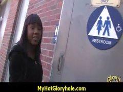 Hot gloryholes lover 7