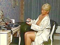 MILF - Alexis Capaldi Boudoir şımartın