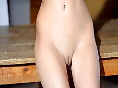 Luxury thin body and hole rubbing