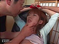 Aito japanilainen Shibari Bondage Sex