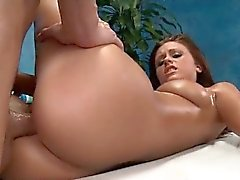 This redhead hoe with perfect tits