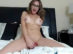 Nice fetish masturbation on webcam