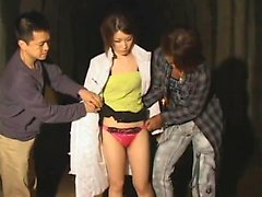 Oriental youthful partner within coming a cock of strager s
