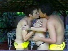 De ma première bisexuel - scène de