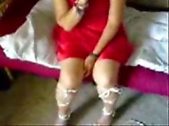turkisk Azeri flicka varm