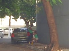 boquete na rua