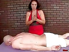 Horny Masseuses Got More Plans Even After His Or